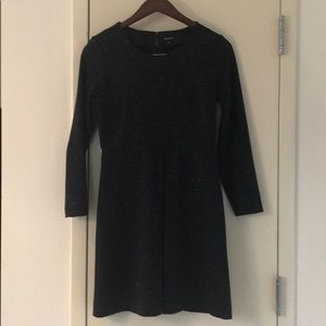 Madewell M Navy Dress